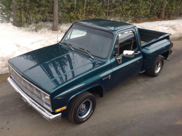 Rusty New Chevy Gmc Sierra Truck Bed