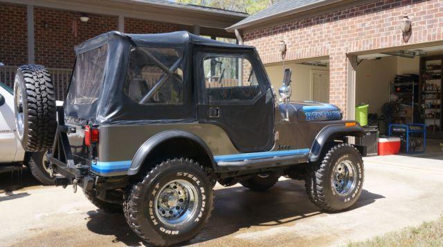 1982 Jeep Cj5 Renegade 4x4 V8 Classic Jeep Cj 1982 For Sale