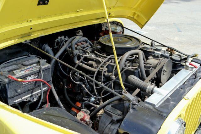 Jeep Cj Cj Renegade Laredo Jamboree Cj