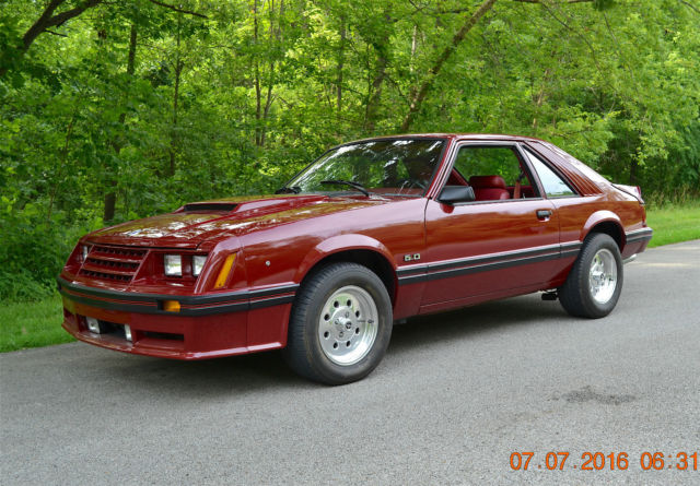 1982 Mustang Gt >> 1982 Mustang Gt 5 0 Super Nice Fully Documented Since New Well Taken
