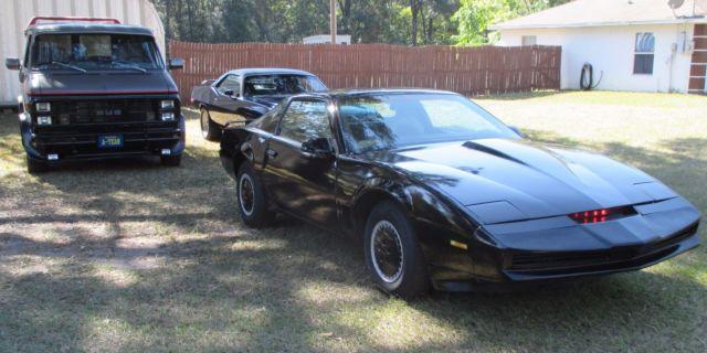 1982 Pontiac Firebird Trans Am Kitt Knight Rider