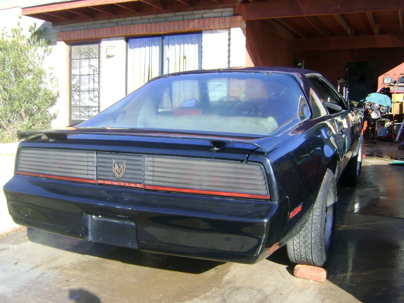 Knight Rider Car For Sale >> 1982 Pontiac Firebird Trans am Knight Rider Car - Classic Pontiac Trans Am 1982 for sale