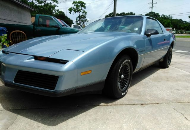 1982 pontiac trans am v 8 auto 1 owner 41k super nice car for Am motors used cars