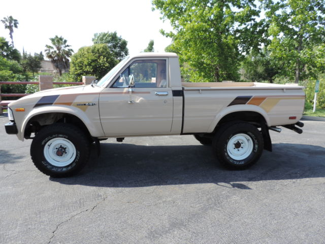 1982 toyota pickup 4wd classic toyota other 1982 for sale. Black Bedroom Furniture Sets. Home Design Ideas