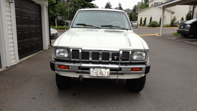 1982 Toyota Pickup SR5 4X4 Pickup Long Bed - Classic ...