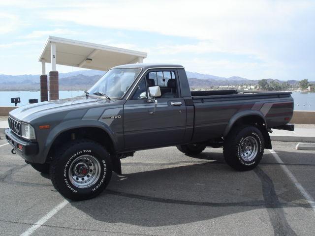 Toyota Of Lake City >> 1982 Toyota SR5 Longbed 4x4 **66K original miles** - Classic Toyota 4x4 Hi Lux 1982 for sale