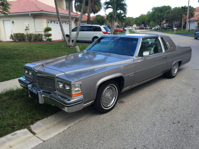 cadillac fleetwood brougham 2 door coupe classic cadillac fleetwood. Cars Review. Best American Auto & Cars Review