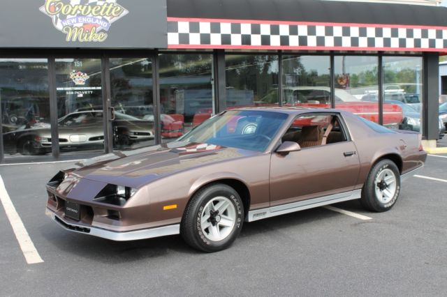 1983 Camaro Z 28 Coupe Only 9000 Original Miles Classic