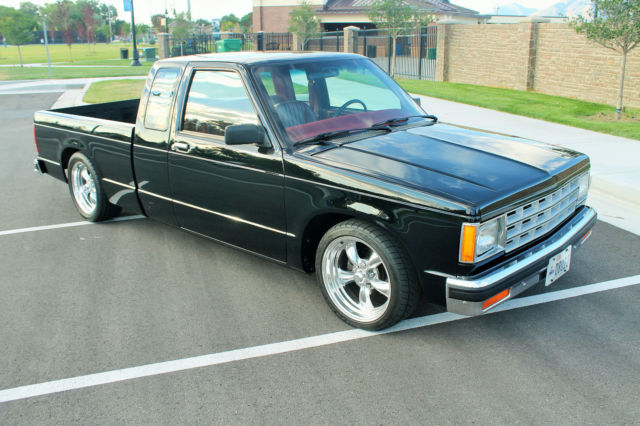1983 chevy chevrolet s10 v8 700r4 extended cab classic chevrolet s 10 1983 for sale. Black Bedroom Furniture Sets. Home Design Ideas