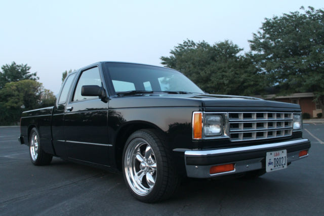 1983 Chevy Chevrolet S10 V8 700r4 Extended Cab Classic