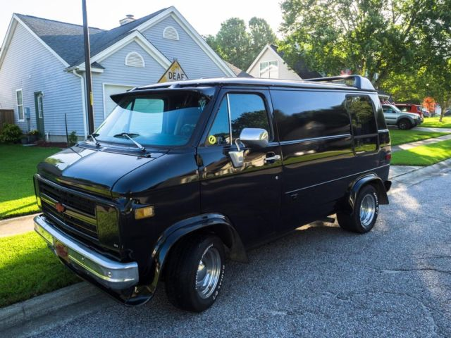 1983 chevy van g10 shortie classic chevrolet other 1983 for sale. Black Bedroom Furniture Sets. Home Design Ideas