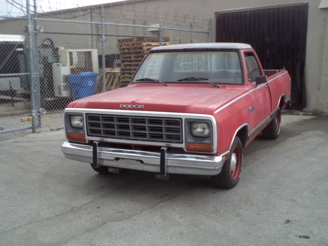 1983 dodge ram 150 short bed pick up classic dodge ram 1500 1983 for sale. Black Bedroom Furniture Sets. Home Design Ideas