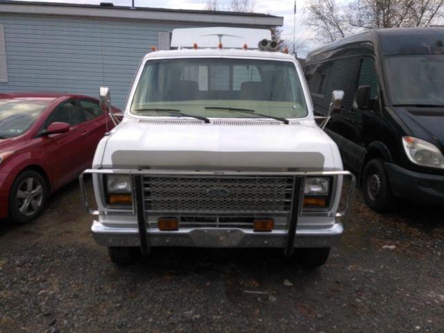 1986 ford e350 centurion van truck