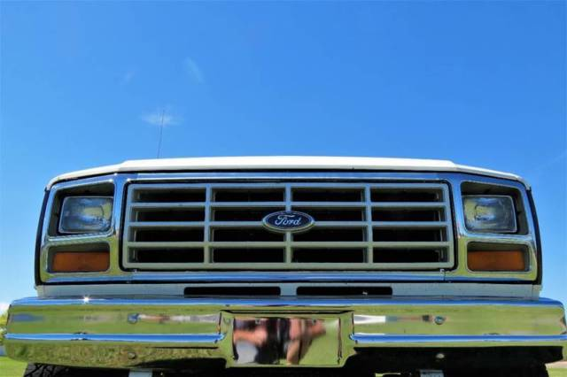 1983 Ford F250 4x4 Original Paint  One Family Owner A  C P