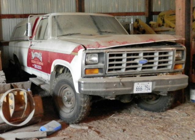 Ford F L Diesel X