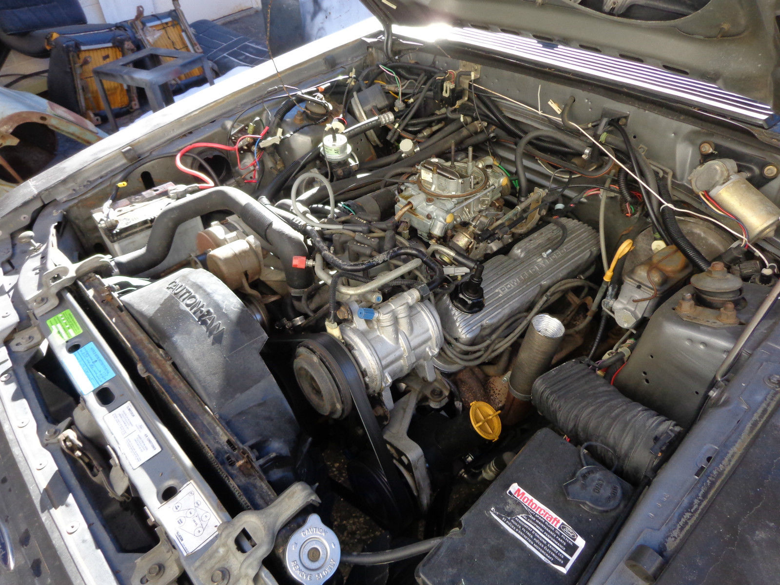 1983 Ford Mustang 50l Classic For Sale Gt Engine Prevnext