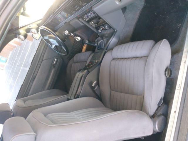 Ford Thunderbird Turbo Coupe Like Svo Mustang Merkur