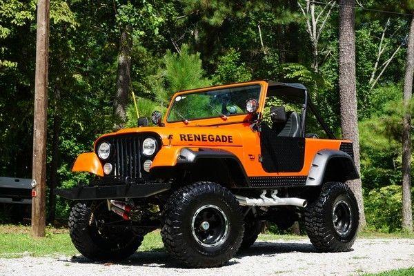 1983 Jeep Cj7 V8 383 Stroker Motor 500 Hp Lifted