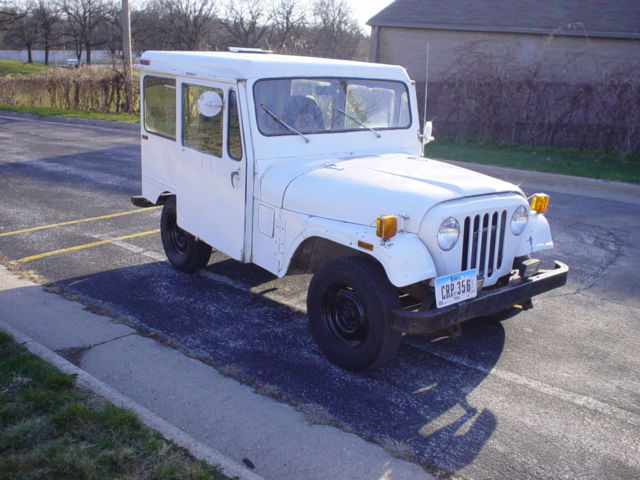 1983 Jeep Dj5 Base Sport Utility 2 Door 2 5l Classic