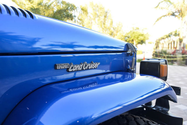 Nicest Jeep Wrangler >> 1983 Land Cruiser Soft top BJ42 similar to jeep wrangler FJ40 rover defender - Classic Toyota ...