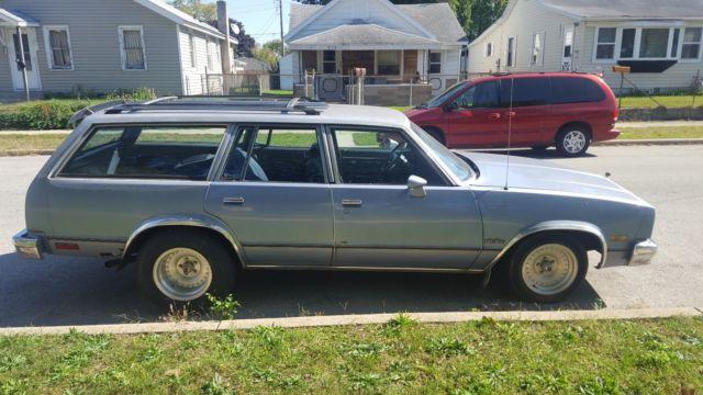 1983 Malibu Wagon - Classic Chevrolet Malibu 1983 for sale