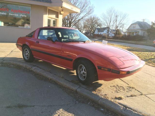 1983 Mazda rx7 gsl - Classic Mazda RX-7 1983 for sale