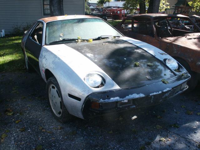 Porsche 928 restoration cost