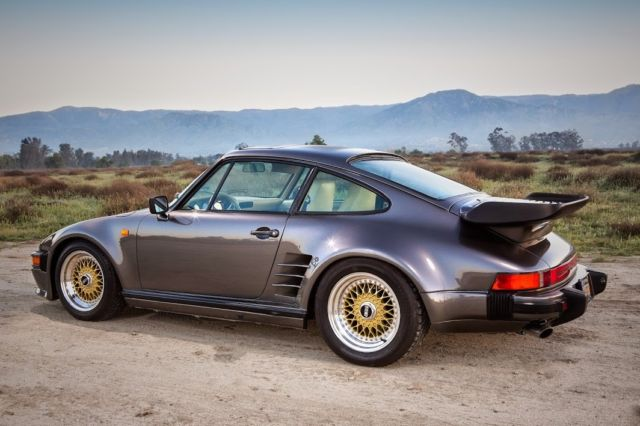 1983 Porsche 930 Special Wishes Slant Nose Slate Grey