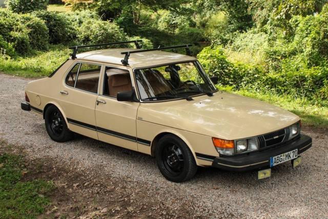 1983 Saab 900 Base Sedan 4-door 2 0l