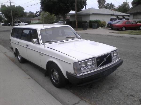 1983-volvo-245-dl-wagon-white-2 Radio Wiring Harness Volvo on for ram r2, john deere,
