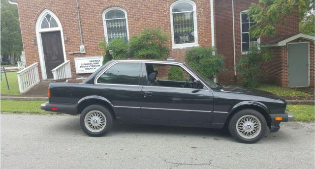 BMW I Door Coupe Classic BMW Series For Sale - Bmw 318i 2 door
