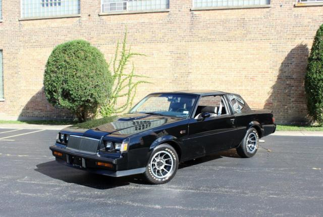 1984 Buick Grand National Regal T-Type Grand National, 1 ...