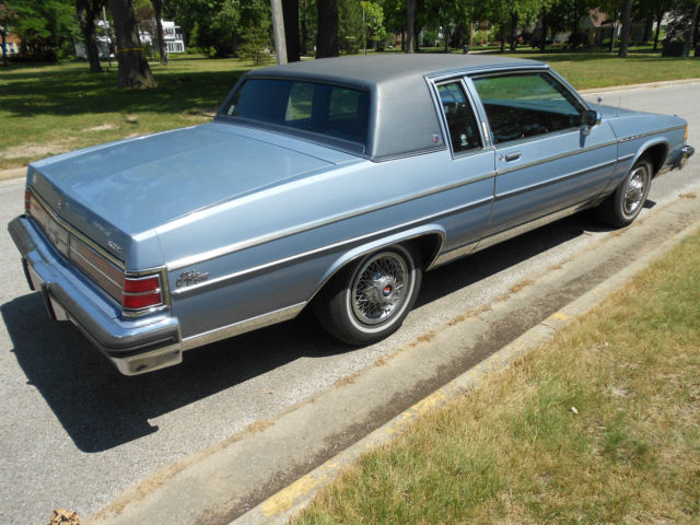 1984 buick park avenue coupe survivor 30k actual miles. Black Bedroom Furniture Sets. Home Design Ideas