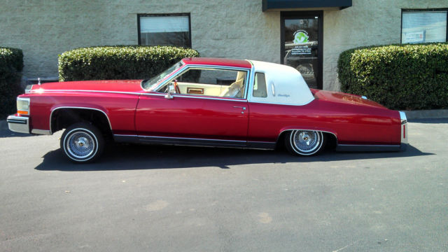 Cadillac Eldorado Convertible American Cars For Sale X X additionally  together with Ea furthermore  further . on 1984 cadillac fleetwood brougham