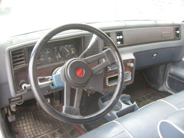 1984 Chevrolet Chevy Monte Carlo Ss Classic Chevrolet Monte Carlo 1984 For Sale