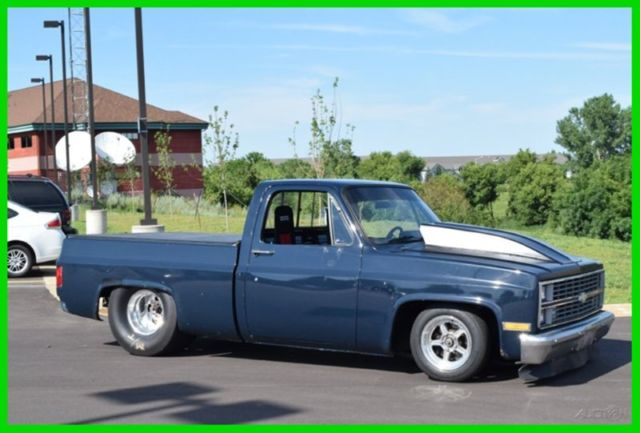 Used Cars Sioux Falls >> 1984 Chevy Shortbox C10 355 V8 Prostreet Lowered - Classic Chevrolet Other 1984 for sale