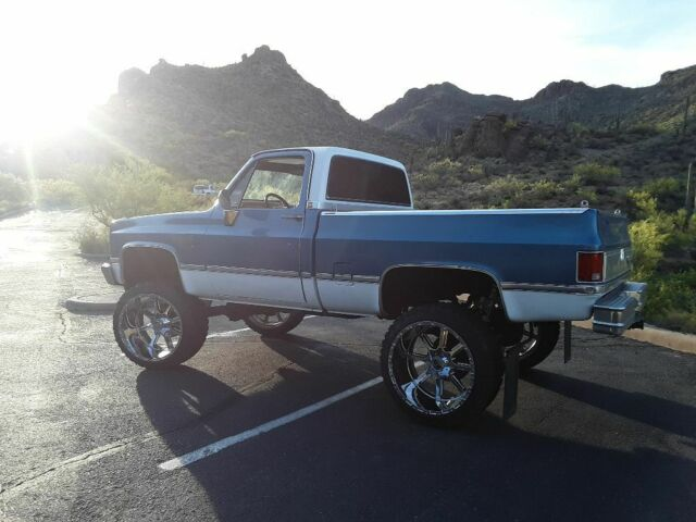 1984 chevy silverado truck classic chevrolet c k pickup 1500 1984 for sale. Black Bedroom Furniture Sets. Home Design Ideas
