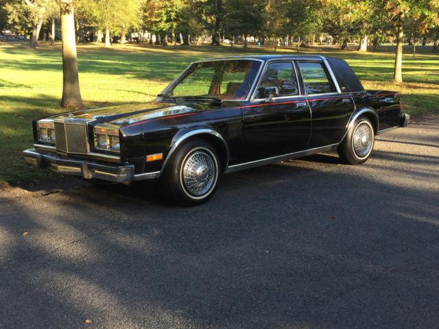 1984 Chrysler Fifth Avenue diplomat gran fury 5th ave lebaron imperial - Classic Chrysler New ...
