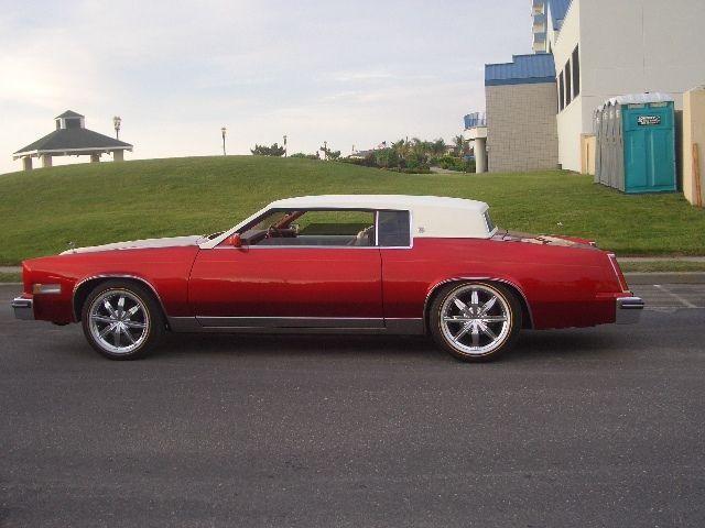 1984 Custom Cadillac Eldorado Touring Coupe 2 Door 4 1l
