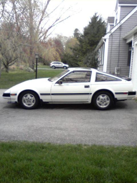 1984 datsun nissan 300zx turbo classic nissan 300zx 1984 for sale. Black Bedroom Furniture Sets. Home Design Ideas