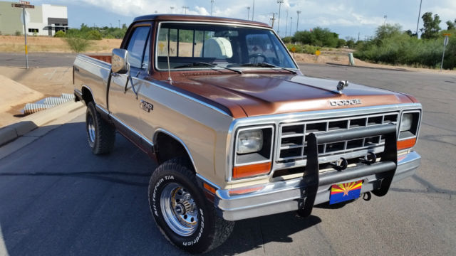 nice must see nr arizona   classic dodge other pickups 1984 for sale
