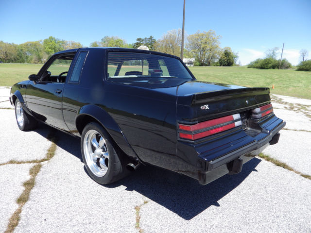 1984 gnx tribute classic buick grand national 1984 for sale. Black Bedroom Furniture Sets. Home Design Ideas