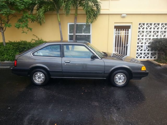 1984 Honda Accord Base Hatchback 3-Door 1.8L - Classic ...