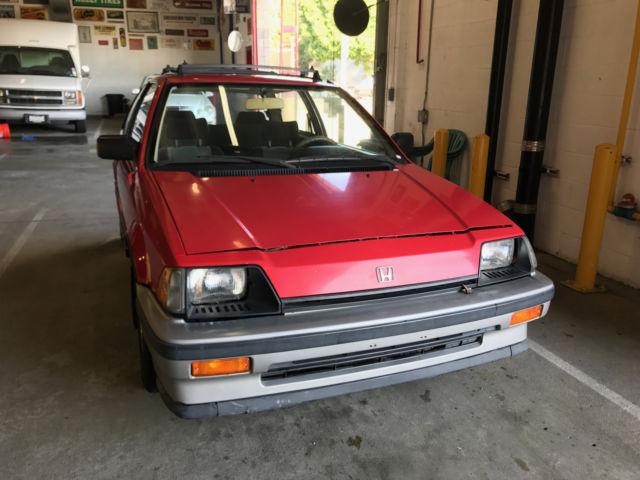 1984 honda civic 1500 s hatchback 3 door 1 5l 5 speed for 1984 honda civic