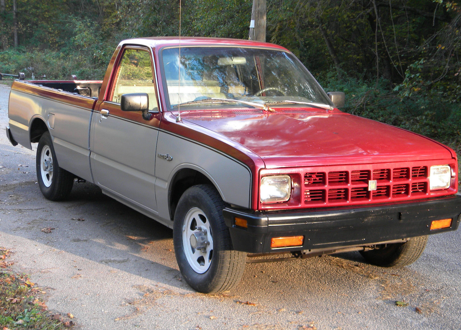 1984 isuzu pup 2 2 diesel ls pickup truck 5 speed classic isuzu other 1984 for sale. Black Bedroom Furniture Sets. Home Design Ideas