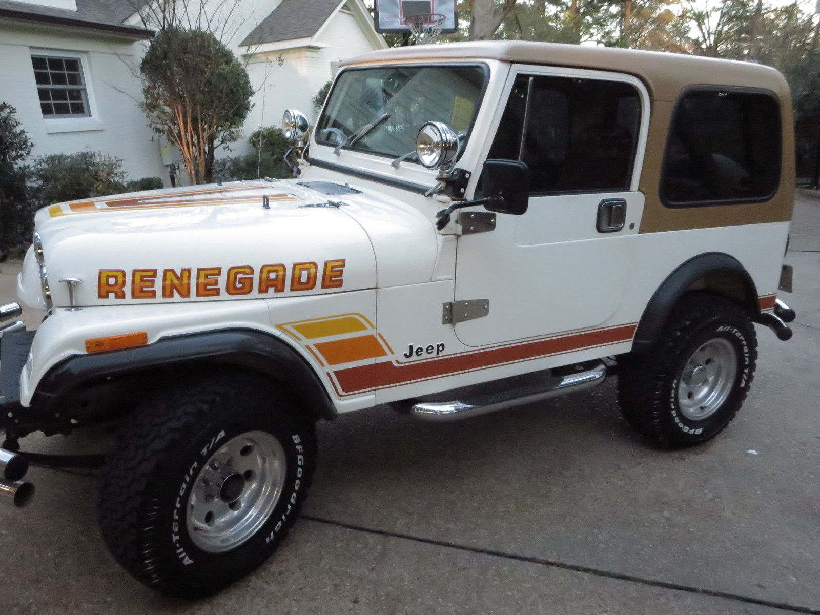 White Cj7 Renegade >> 1984 Jeep CJ7 **A/C AND HARDTOP** Make offer! Renegade CJ-7 - Classic Jeep Other 1984 for sale