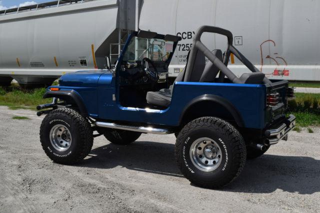 1984 Jeep CJ7 - V8 Conversion - Classic Jeep CJ 1984 for sale