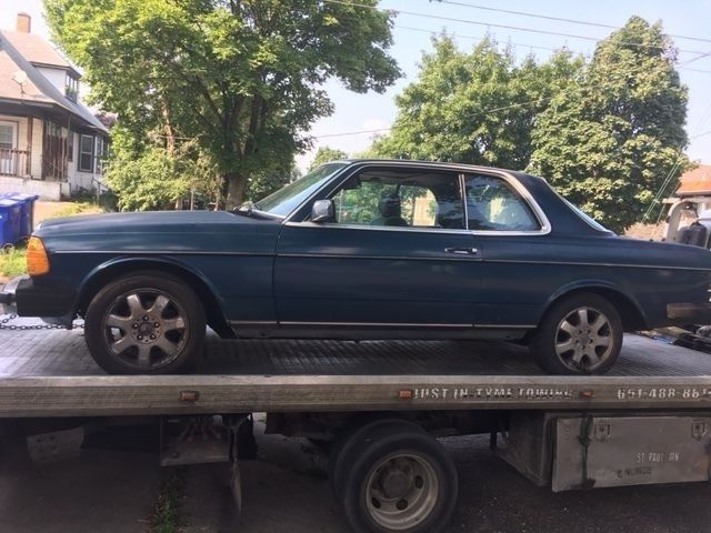 1984 mercedes 300cd classic mercedes benz 300 series for Mercedes benz 300cd for sale