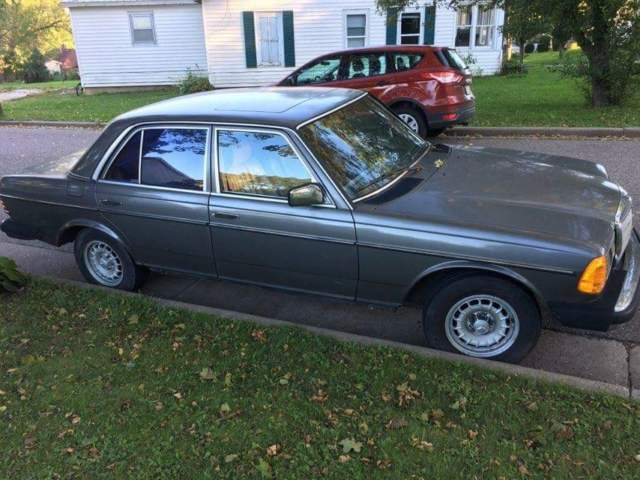 1984 mercedes benz 300d turbo diesel classic mercedes for Mercedes benz 300 diesel