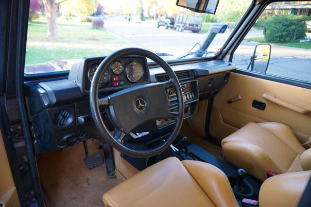 Mercedes G Wagon For Sale >> 1984 Mercedes G wagon Gelandewagen Diesel 2 door german